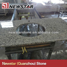 Newstar tiger skin white granite countertop
