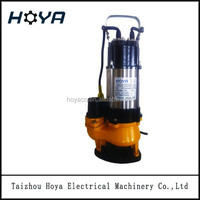 V750F electric centrifugal submersible pump price hoya industrial grinder pump sewage submersible water pump