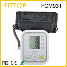Highly quality of upper arm blood pressure monitor
