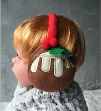 christmas gift supersoft coral fleece baby children winter earmuff super warm whole ear covered warmer