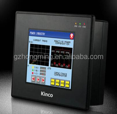 "New and Original 4.3"" Kinco HMI MT4220TE Kinco Touch Panel 4-wire precision resistance network with High Quality and Best Price"