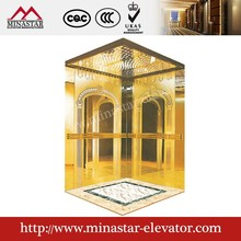 lift| 6,8,10,13,16,21 Person Glass Panoramic Passenger Elevator for price in china