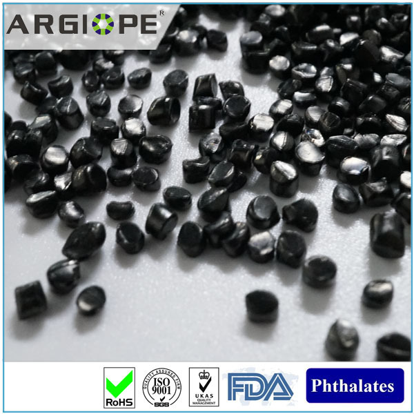 raw material in plastic industry injection grade black color masterbatch for Nylon Yarn