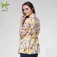 Factory supply New design le couture blouse for pregnant women