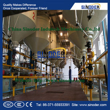 1TPD coconut oil refinery plant ,copra oil refinery equipment to refine crude oil, copra oil sunflower oil palm oil