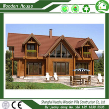 prefabricated european modular wooden mobile home