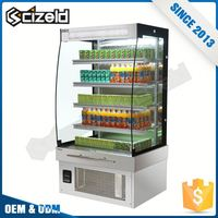 Top Products Display Fridge Freezer Vertical Frost Free Showcase Designs