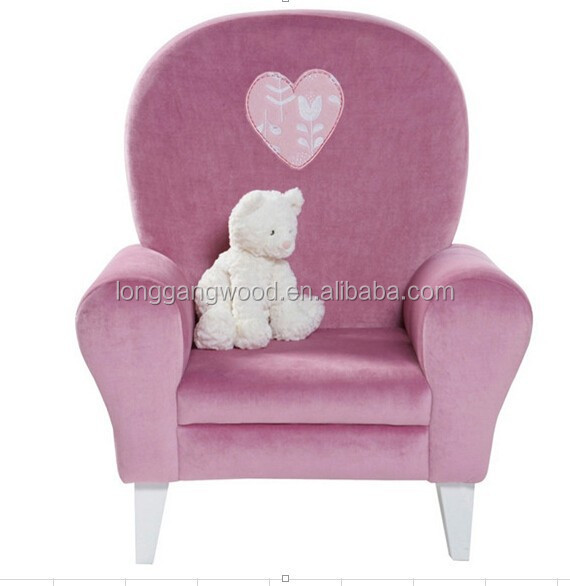 hot pink leather sofa kid sofa child sofa