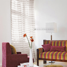 Latest Designs Polyester Fabric Sheer Fancy Curtain For Window