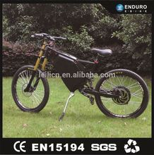 China xds electric bicycle 72v 5000w full suspension 80km/h