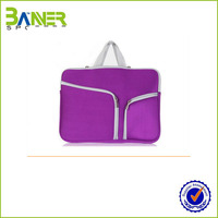 Promotional tablet sleeve,customized laptop case/Backpack Bag Laptop cross laptop bag
