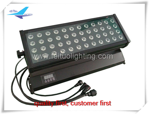 IP65 48x10w rgbw 4in1 outdoor led lights wall washer