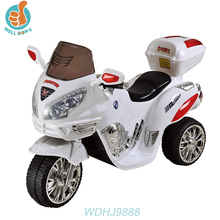 WDHJ9888 China Hot Sale High Quality Cheap Kids Electric Motorcycle For Kids Good Baby