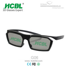 Master Image disposable recyclable polarized 3d glasses
