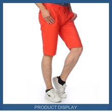 New model cotton twills fabric short pants for man wholesale China