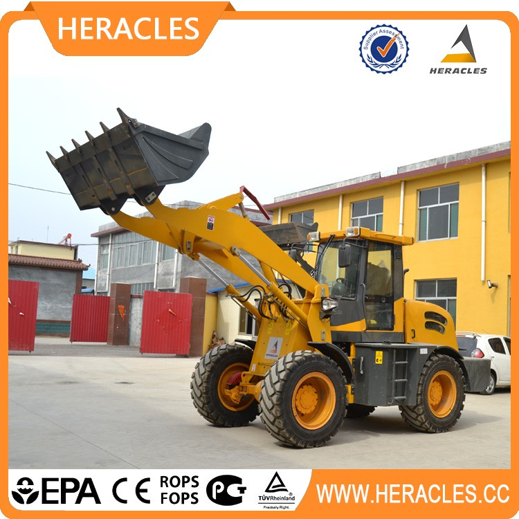 HERACLES 930 CE wheel loader payloader