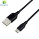 Multifunction usb charger cable 2A 1M data cable for mobile phone