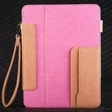 fashion tough jean skin case for ipad 2 3 4