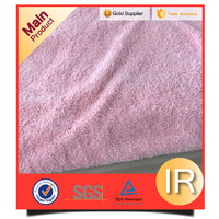 Ruili knitting pink sherpa fleece fabric shu velveteen fabric home textile fabric