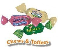 Soft Candy, Sweets, Chews, Chewing, Hard Candies From Brazil