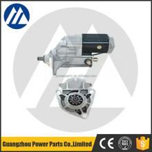 China Oem New 6BB1 Starter Motor,DH220-5 Excavator Starting Motor For Parts 12V 3KW 128000-0491