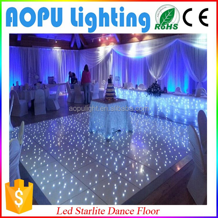 wedding dance floor used led dance floor for sale, removable dance floor