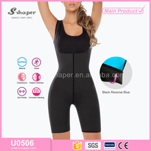 S-SHAPER new products 2017 Women Shaper Neoprene Slimming Suit,Sexy Women In Rubber Suits For Sales