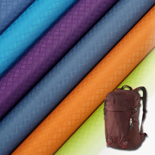 Fully dyeable 420d nylon ripstop fabric for brands