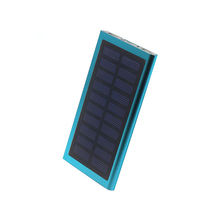 Hot selling ! Laptop charger 20000mah solar power bank Mobile Phone Portable Battery