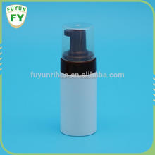 110ml Square foam pump PET bottle for hand wash, cleansing