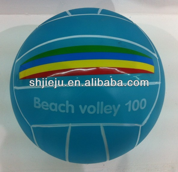 2013 Transparent Beach Volley balls/ECO-PVC Kipsta/ inflatable pool volleyball