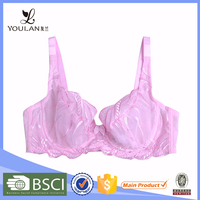 New Style Delicate Mature Women Soft Moulded Bra Cup