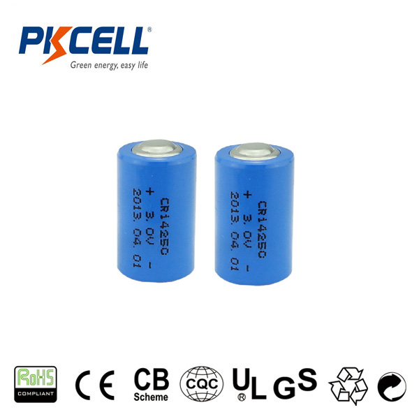 High Quality Lithium Batteries 3V CR14250 Battery For Large Current Products