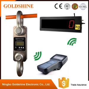 Reasonable & acceptable price rechargeable dynamometer wifi wireless tension load cell