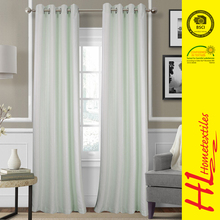NBHS OKTEX 100 approved voile gauze curtain models of valances curtain