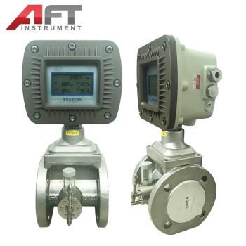 local display lpg gas turbine flow meters
