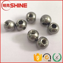 5mm 6m 8mm 10mm 12mm 15.875mm drilled stainless steel ball with hole