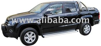 SIDE STEPS SKA 205 AL VW AMAROK