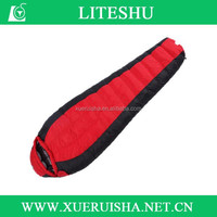 High quality wholesale cheap down sleeping bag for 3 seasons Mummy sleeping bags