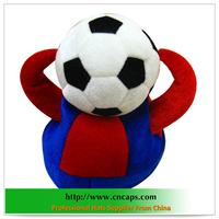 custom soccer party hat for brazil world cup 2014
