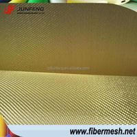 One side PU coated 3732 fiberglass cloth (30g+430g)