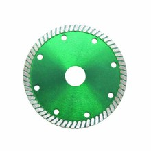 Hot Pressed Super Thin Sintered Diamond Turbo Saw Blade