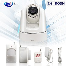 Home burglar alarm security systems support door/pir/fire alarm 3G Camera GSM wireless alarm system APP control