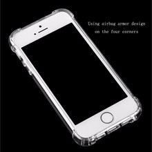 Wholesale phone accessories mobile high transparent pc Case for iphone 5