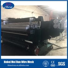 full automatic wire mesh welding machine used building with ce