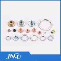 All Kinds of Connector Nut Hex Flange Copper Nut