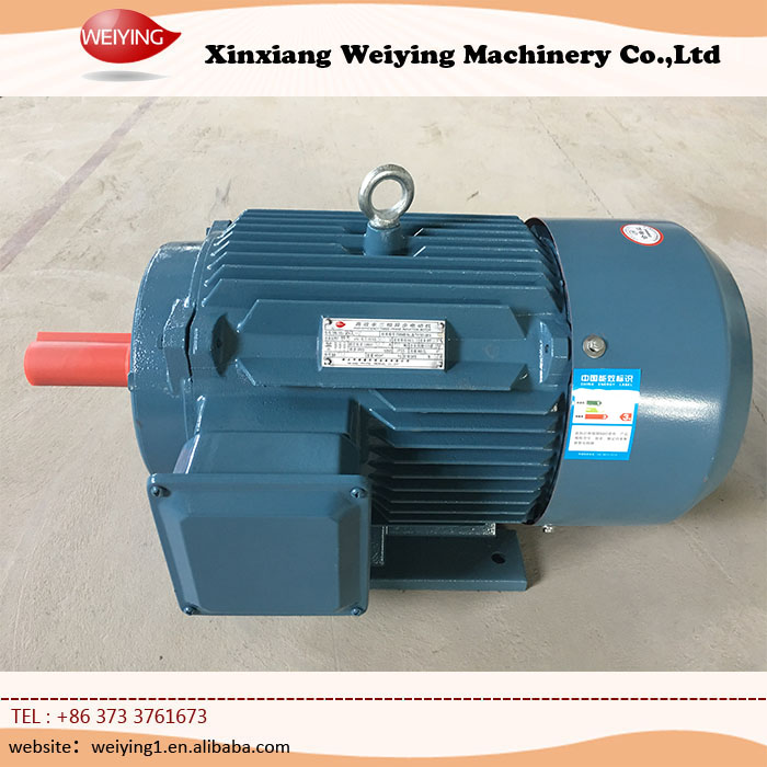 220V 1.5kw ac electric motors with 100% Pure Copper coil