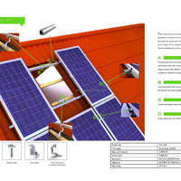 5kw Solar Energy Home System For