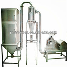 grain mini pulverizer with dust collector model B series