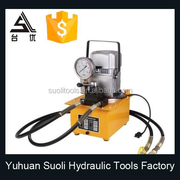 700 bar hydraulic electric pump